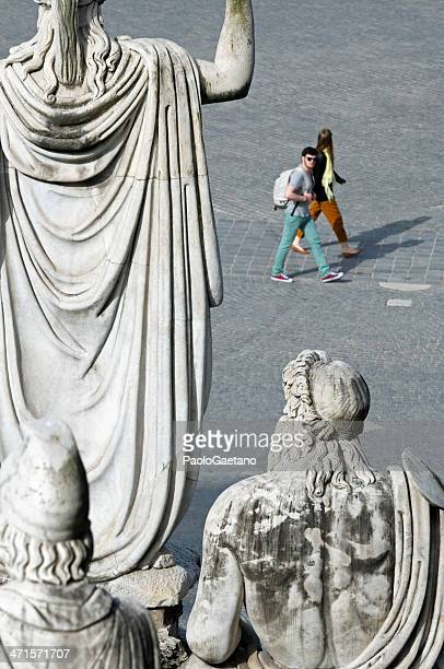Rome Tiber Aniene
