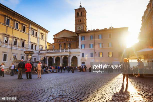 Rome, Trastevere