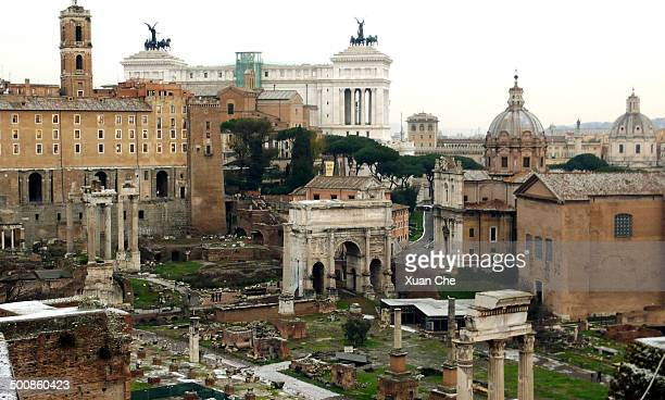 rome was not built in one day - xuan che stock pictures, royalty-free photos & images