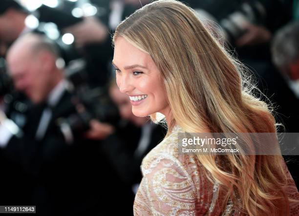 Romee Strijd attends the opening ceremony and screening of The Dead Don't Die during the 72nd annual Cannes Film Festival on May 14 2019 in Cannes...