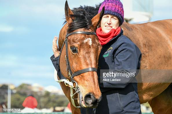 Romelo after winning the Hammonds Paints Maiden Hurdle at ...