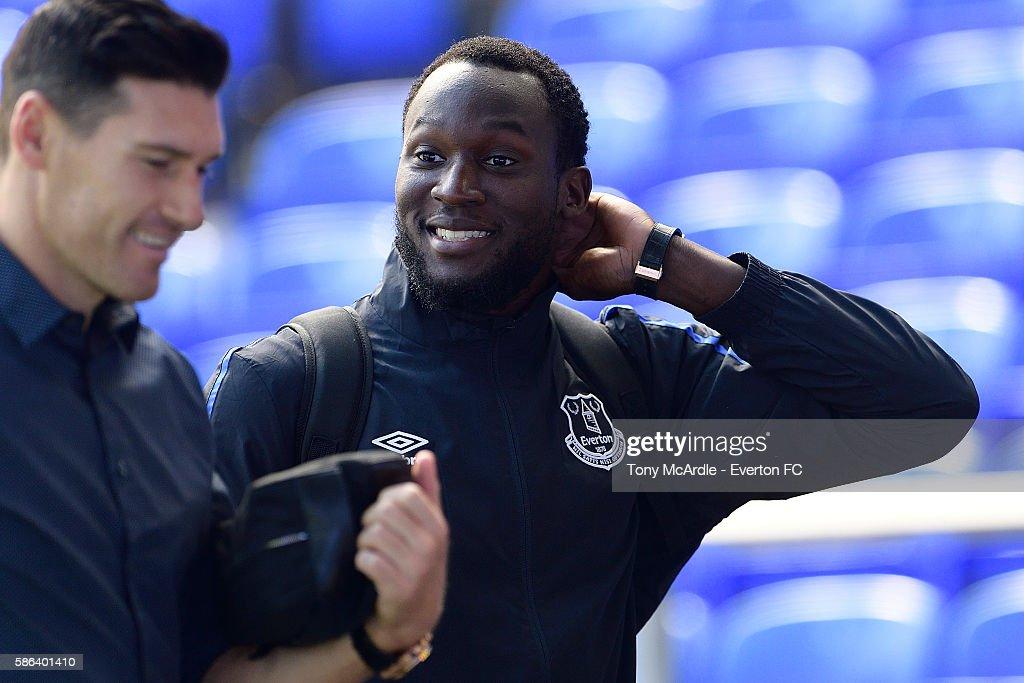 Everton v Espanyol: Pre-Season Friendly : News Photo