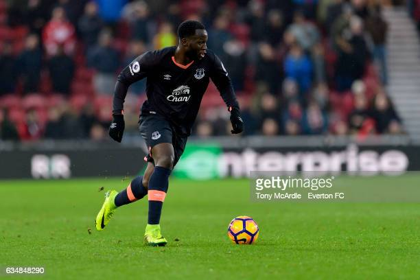 Romelu Lukaku during the Premier League match between Middlesbrough and Everton at the Riverside Stadium on February 11 2017 in Middlesbrough England