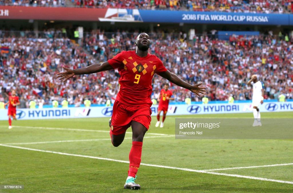Belgium v Panama: Group G - 2018 FIFA World Cup Russia : News Photo