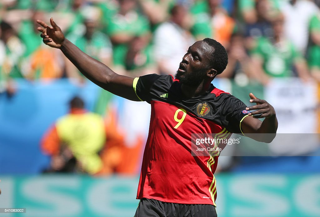 Belgium v Republic of Ireland - Group E: UEFA Euro 2016 : News Photo