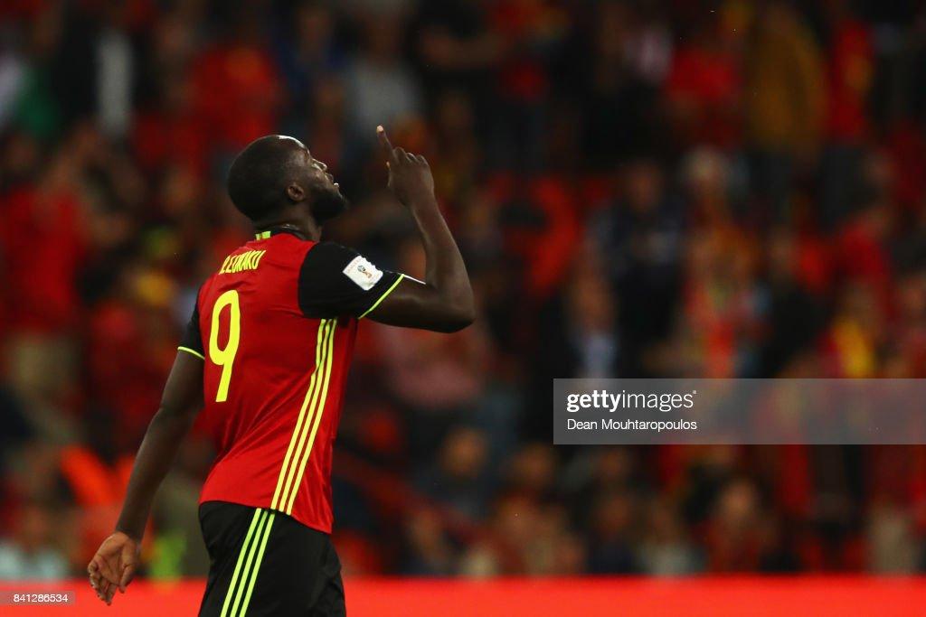 Belgium v Gibraltar - FIFA 2018 World Cup Qualifier : News Photo