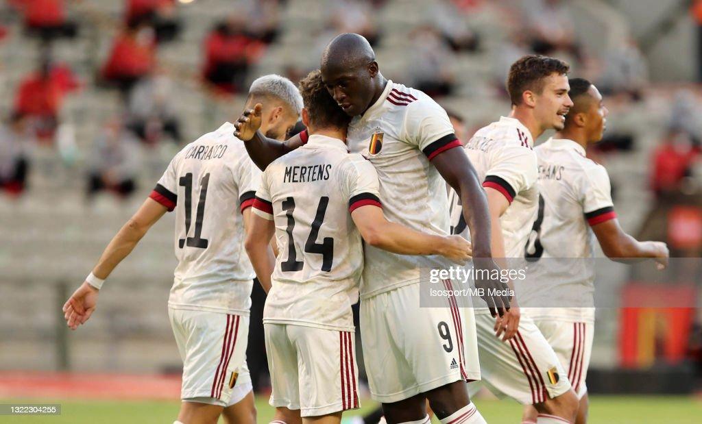 Belgium v Croatia - International Friendly : News Photo