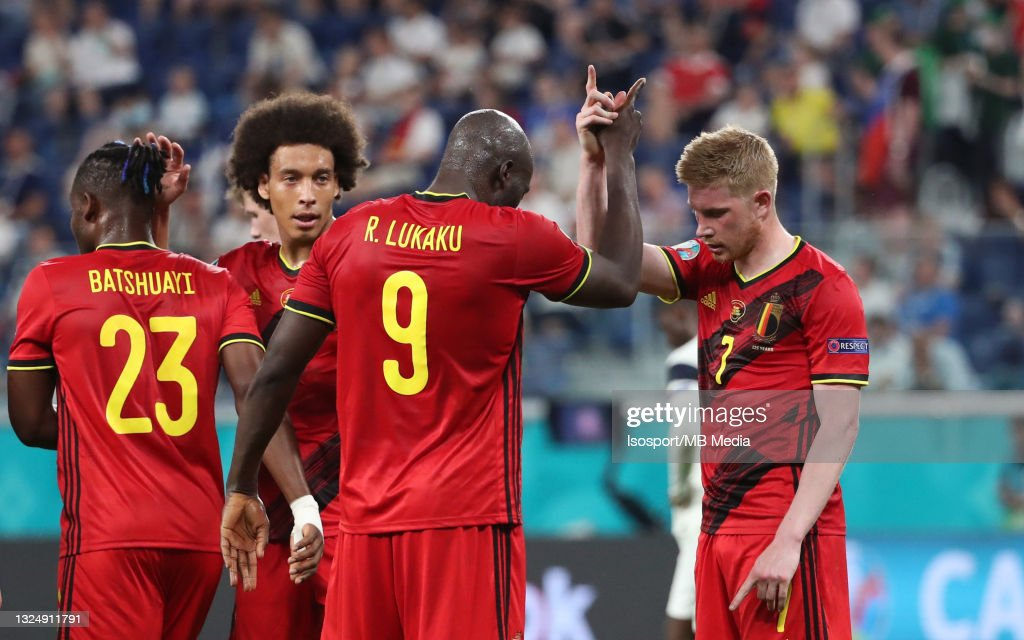 Finland v Belgium - UEFA Euro 2020: Group B : News Photo