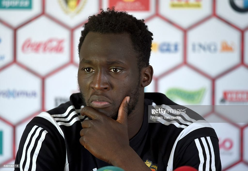 National Soccer Team of Belgium training camp Bordeaux - day 2 : News Photo