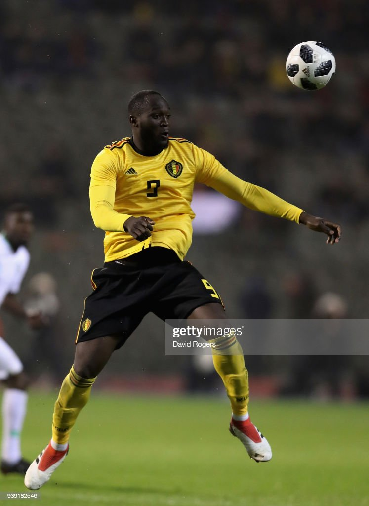 Belgium v Saudi Arabia - International Friendly : News Photo