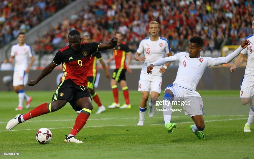 Belgium v Czech Rebuplic - friendly match : News Photo