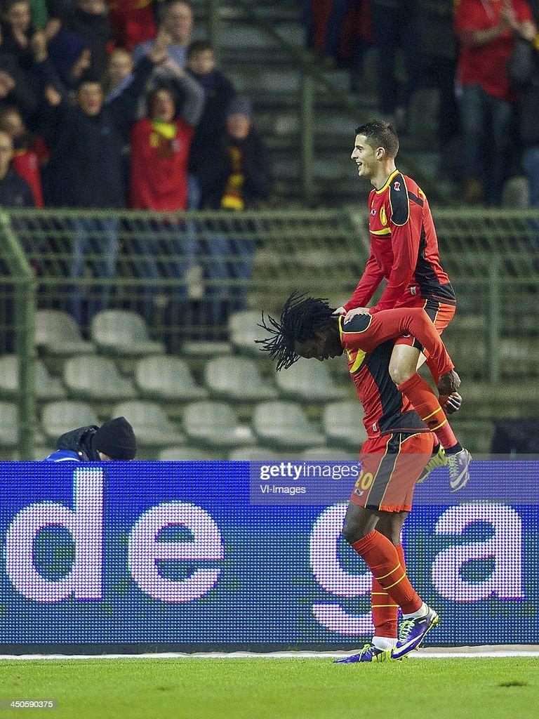 Friendly - Japan v Belgium : News Photo