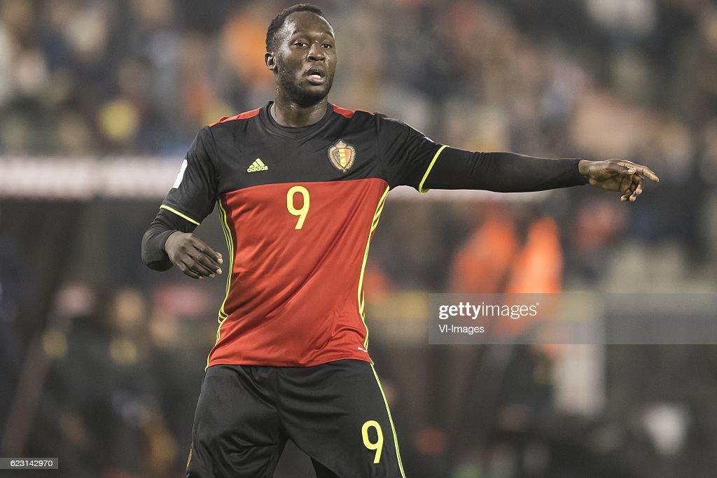 "FIFA World Cup 2018 qualifying group H""Belgium v Estonia"" : News Photo"