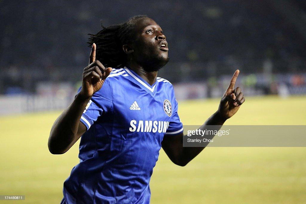 Chelsea v Indonesia All-Stars : News Photo