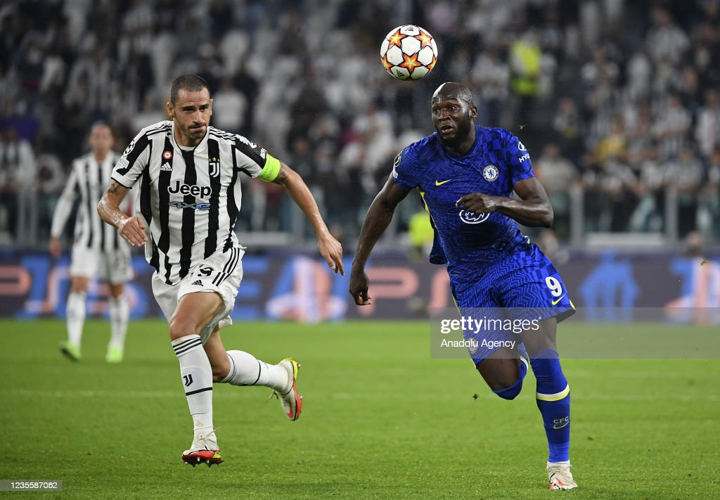 Juventus v Chelsea - UEFA Champions League : News Photo