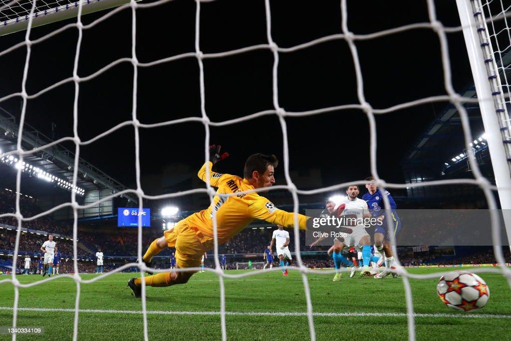 Chelsea FC v Zenit St. Petersburg: Group H - UEFA Champions League : News Photo