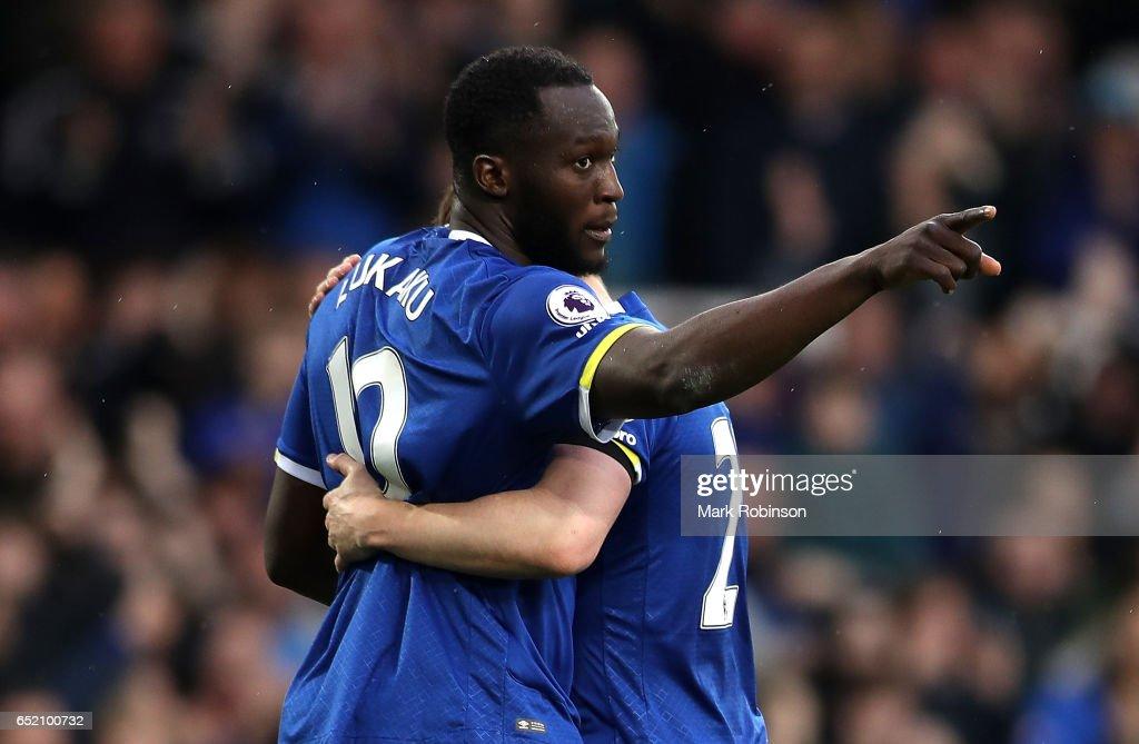 Everton v West Bromwich Albion - Premier League : Nachrichtenfoto