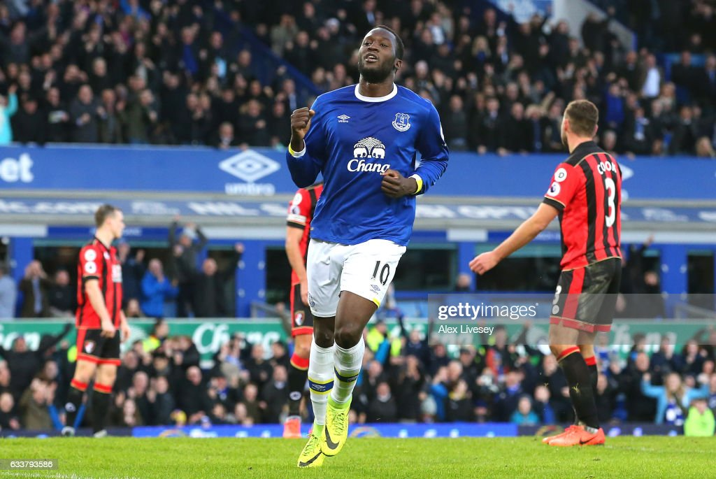 Everton v AFC Bournemouth - Premier League