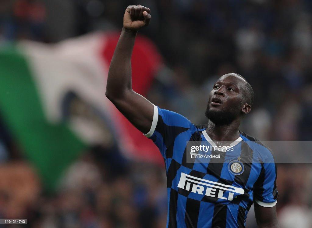 FC Internazionale v US Lecce - Serie A : News Photo