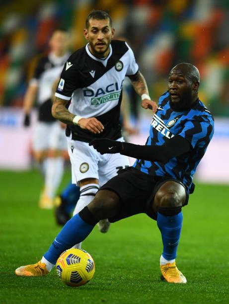 ITA: Udinese Calcio v FC Internazionale - Serie A