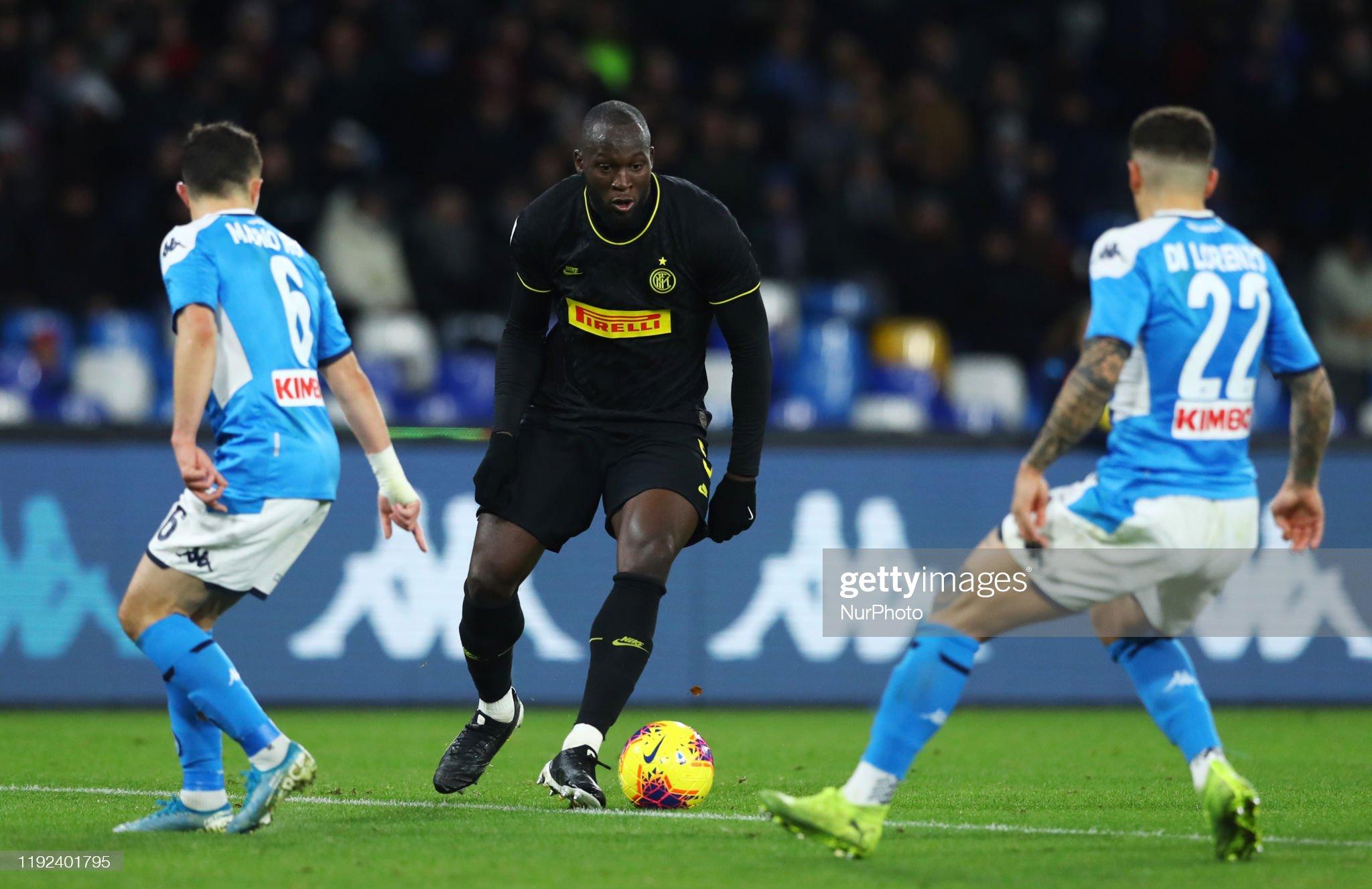 Inter v Napoli preview, prediction and odds
