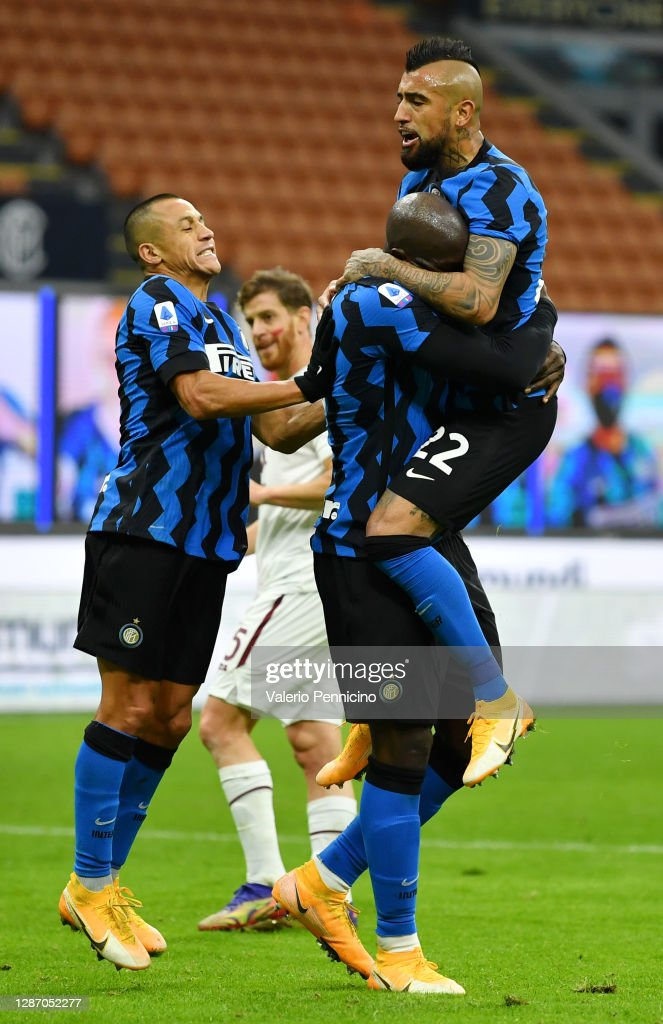 FC Internazionale v Torino FC - Serie A : ニュース写真