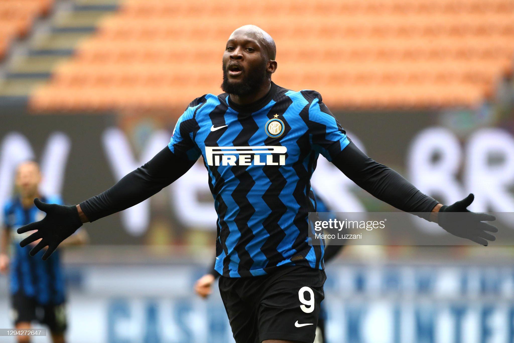 FC Internazionale v FC Crotone - Serie A : ニュース写真