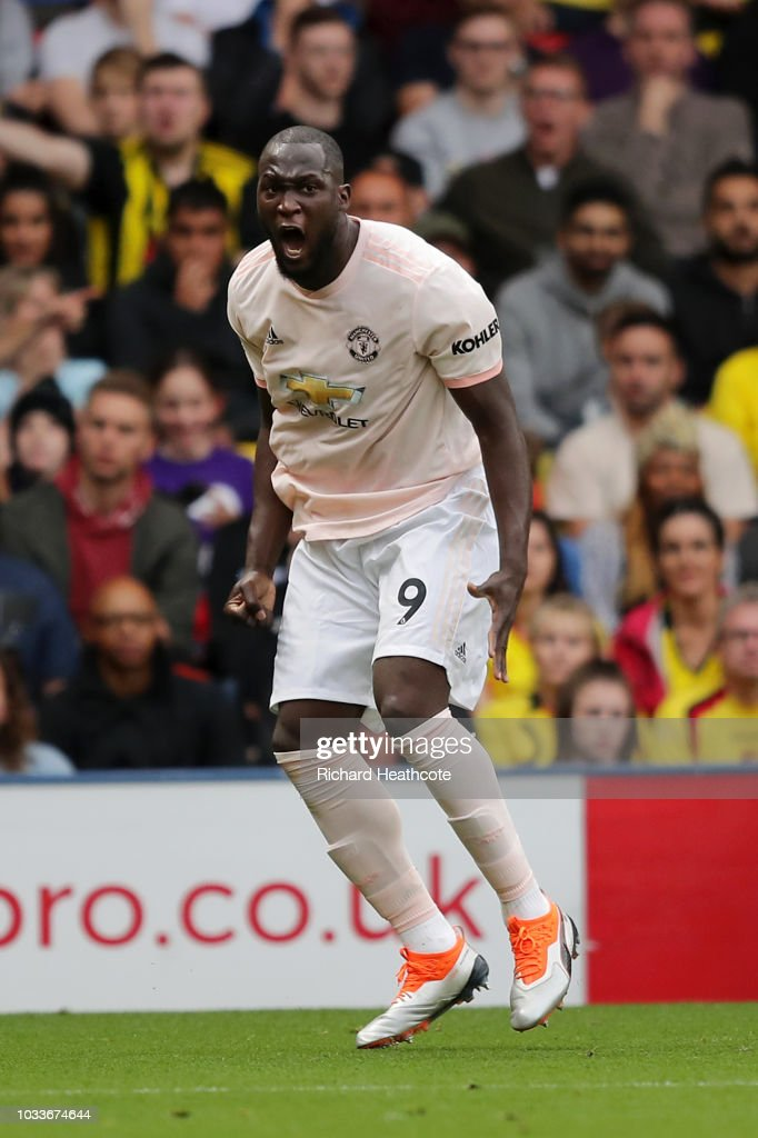Watford FC v Manchester United - Premier League : Nachrichtenfoto