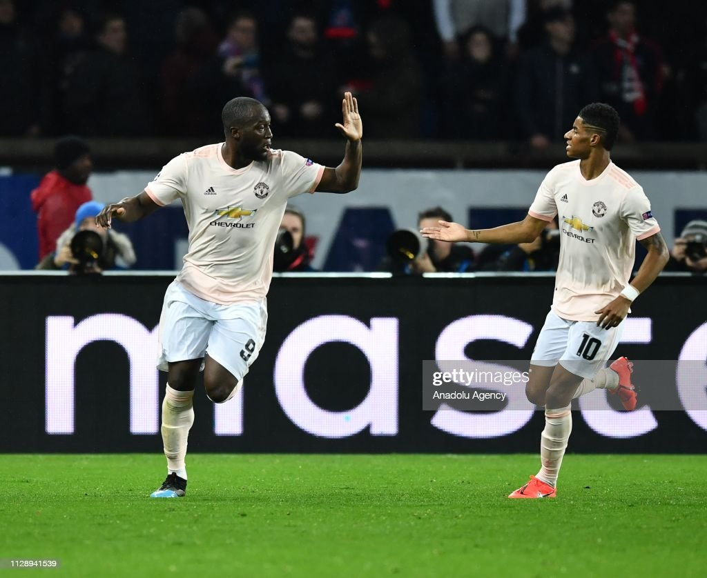 Paris Saint Germain vs Manchester United: UEFA Champions League : News Photo