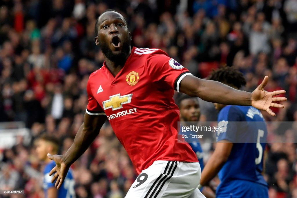 Manchester United v Everton - Premier League : Nachrichtenfoto