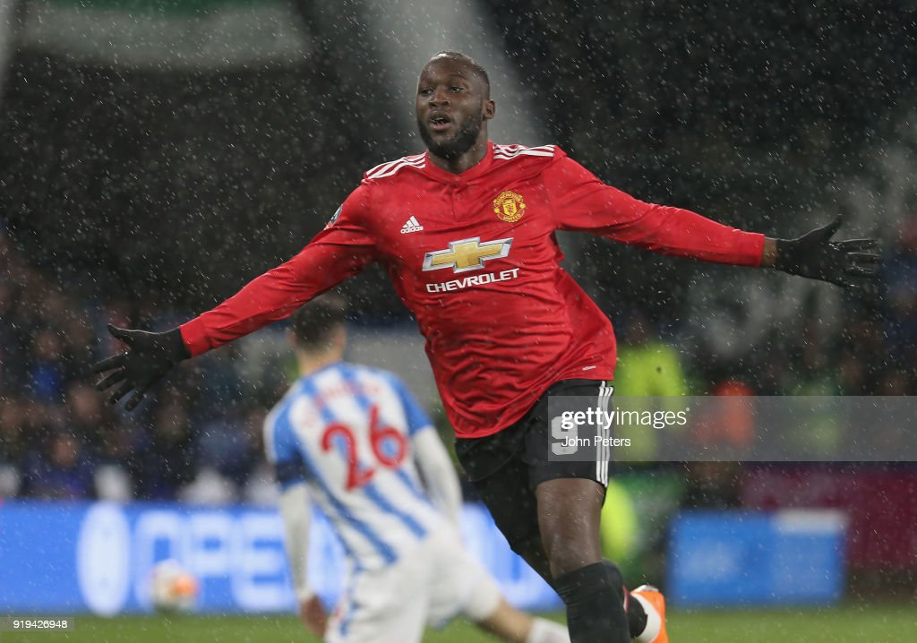 Huddersfield v Manchester United - The Emirates FA Cup Fifth Round : News Photo