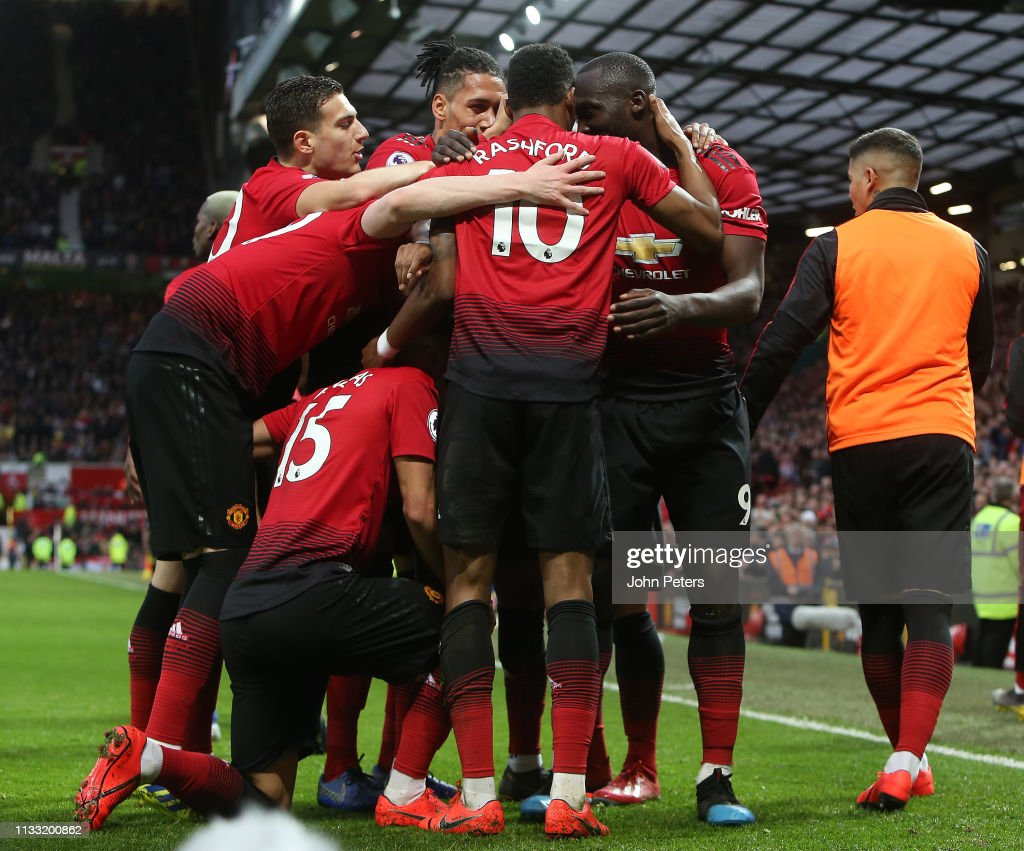 Manchester United v Southampton FC - Premier League : News Photo