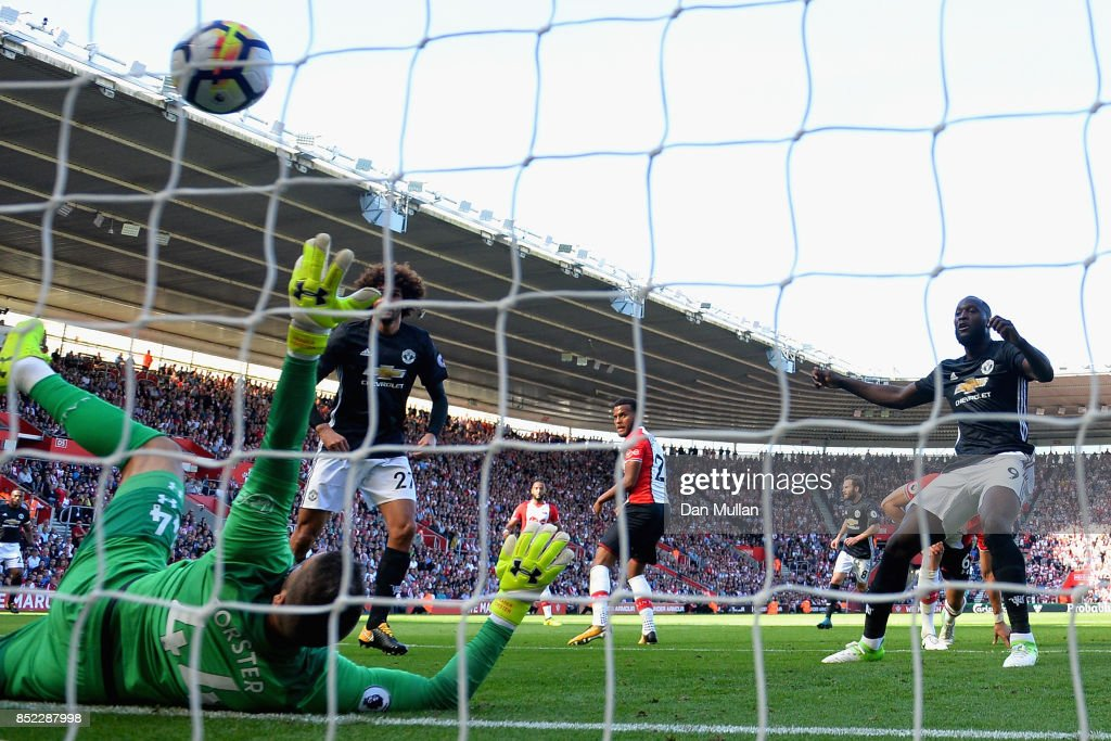 Southampton v Manchester United - Premier League : ニュース写真