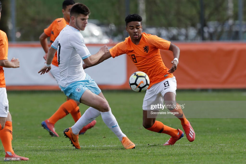 NLD: Netherlands U17 v Israel U17 - International Friendly
