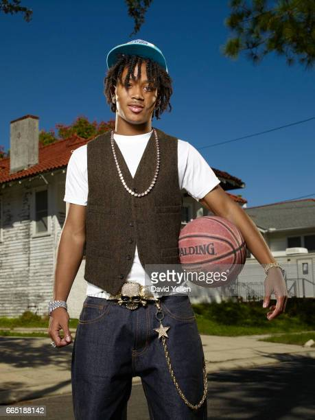 Romeo in his hometown of New Orleans