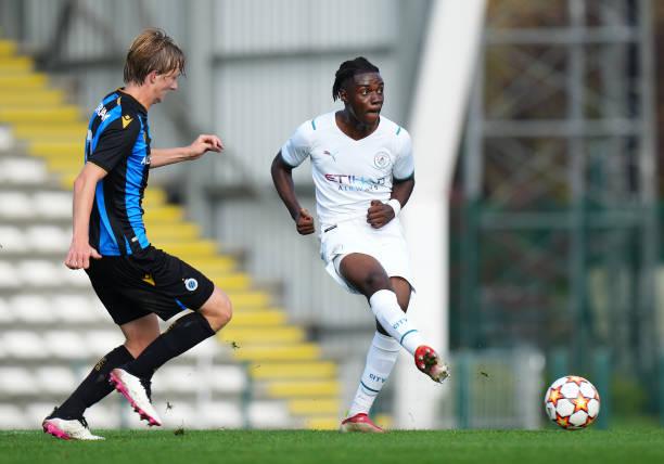 BEL: Club Brugge KV v Manchester City: UEFA Youth League