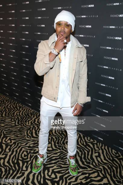 Romeo Miller arrives as Fashion Nova Presents: Party With Cardi at Hollywood Palladium on May 8, 2019 in Los Angeles, California.