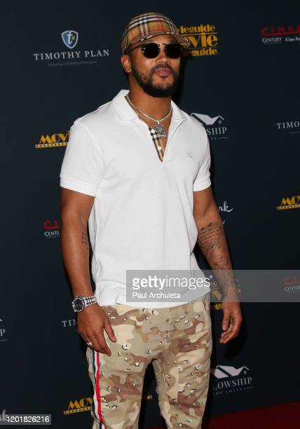 Romeo Miller attends the 28th Annual Movieguide Awards Gala at Avalon Theater on January 24, 2020 in Los Angeles, California.