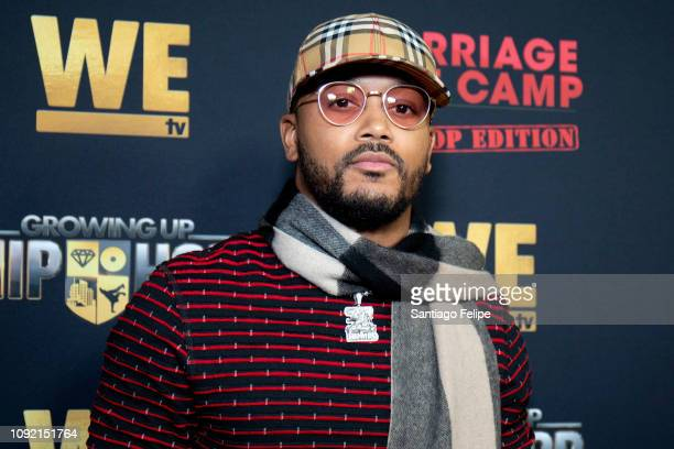 Romeo Miller attends the exclusive premiere for 'WE TV hosts Hip Hop Thursday's at Nightingale on January 09, 2019 in West Hollywood, California.