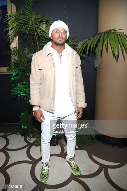 Romeo Miller is seen as Fashion Nova Presents: Party With Cardi at Hollywood Palladium on May 8, 2019 in Los Angeles, California.