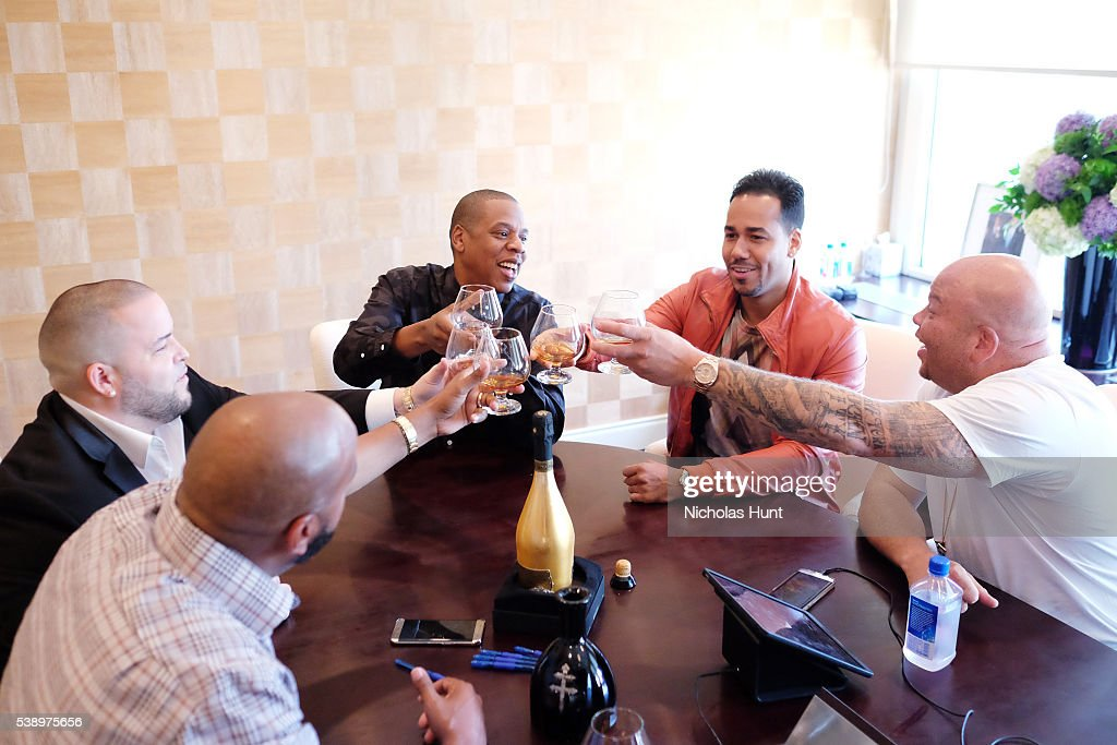 Romeo Santos Joins Roc Nation Management and  Named CEO of Roc Nation Latin : News Photo