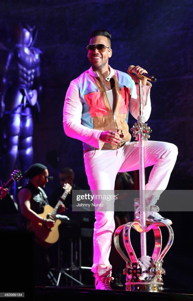 Romeo Santos In Concert - New York, NY