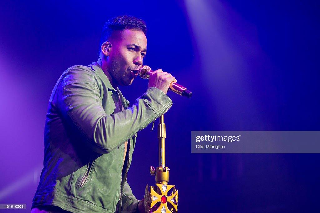 Romeo Santos Performs At Brixton Academy In London : News Photo