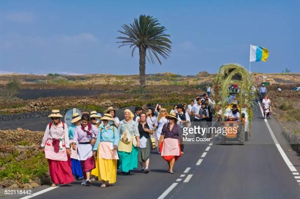 Romeria de Los Dolores festival