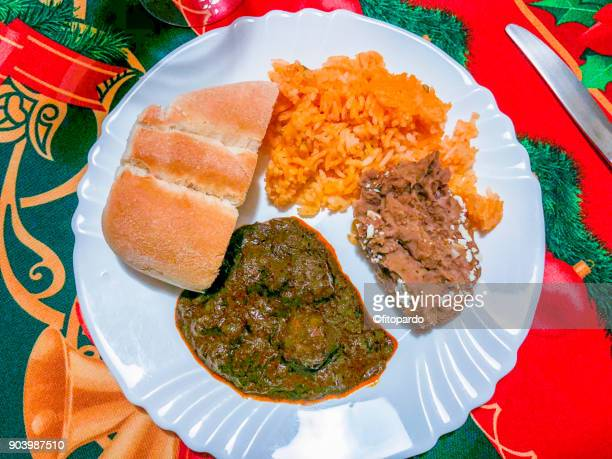 Romeritos Mexican Christmas dish