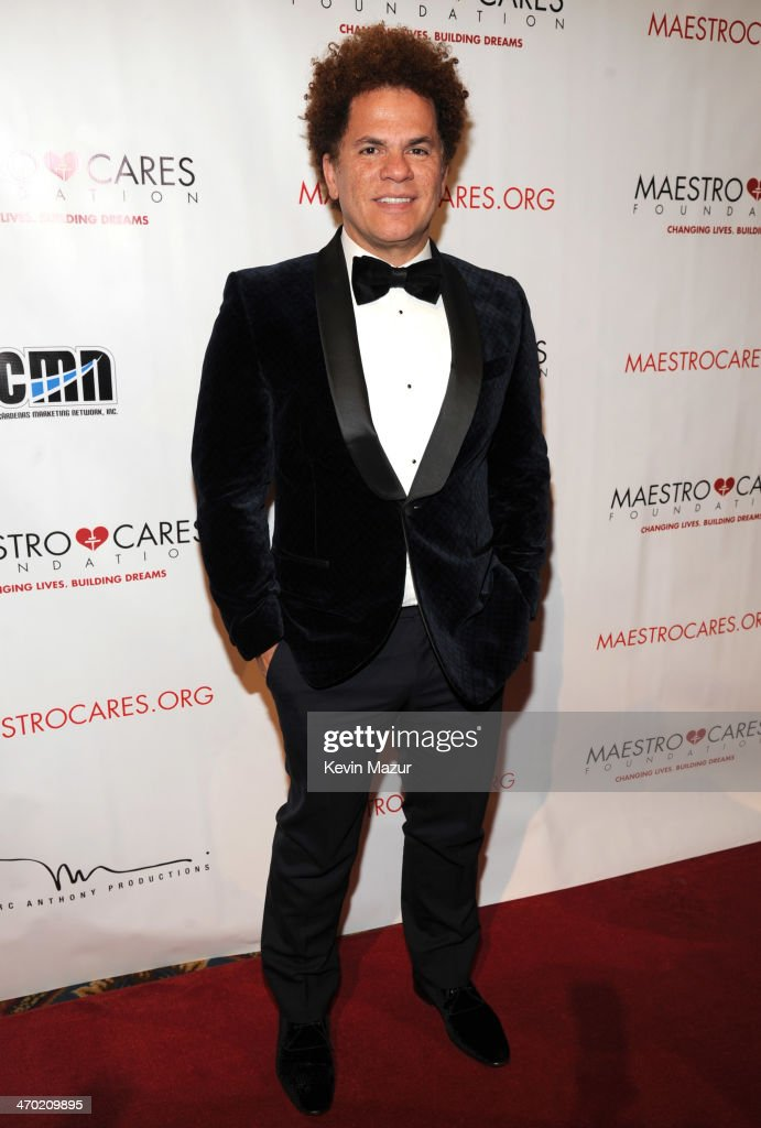 Maestro Cares First Annual Gala Dinner - New York - Red Carpet