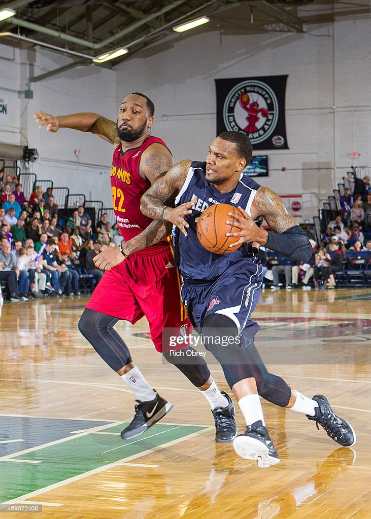 NBA D-League Playoffs 2015: Fort Wayne Mad Ants v Maine Red Claws