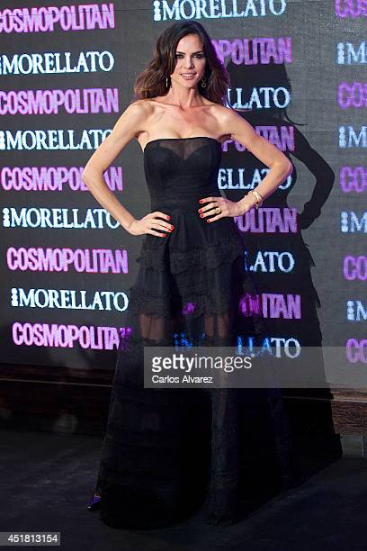 Romina Belluscio attends the Cosmopolitan Beauty Awards at the Platea Restaurant on July 7 2014 in Madrid Spain
