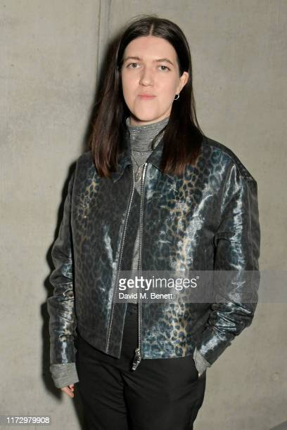 Romy Madley attends the Dior Sessions book launch on October 01 2019 in London England