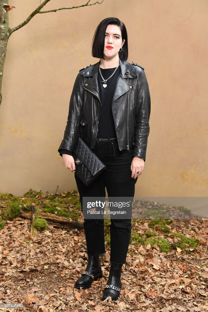 Chanel : Photocall - Paris Fashion Week Womenswear Fall/Winter 2018/2019